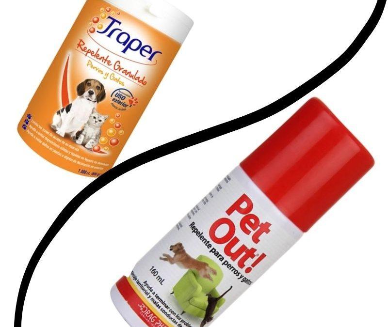Opciones para detener el marcaje por orina